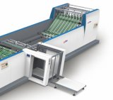 Fabbricazione ad alta velocità del libro di esercitazione e stampatrice flessografica