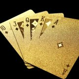 Gold Playingcards