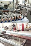PVC WPC泡のボード機械ライン