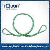 Starkes Seil Soem-spannt elektrisches umsponnenes Schleppseil-Seil Hülse an