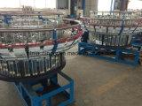 円の織機(編まれた袋編む機械)