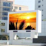 Panneau polychrome de P10 DEL pour le vidéo et la publicité