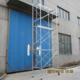 Impalcatura sicura dello SGS di Zds per costruzione