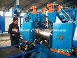 Tambor de acero que hace la máquina