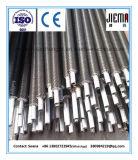 Il G digita il tubo di aletta dello scambiatore di calore dell'aria (tubo dell'acciaio inossidabile o acciaio al carbonio)