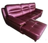 Modernes L Form-Sofa, modernes ledernes Sofa (A27)