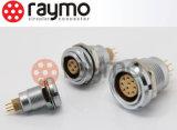 Connecteur circulaire industriel électrique de la femelle 5pin de Raymo