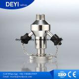 Válvula de amostragem automática de aço inoxidável Aspetic