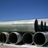 Tubo de plástico reforzado con fibra de vidrio