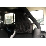 Пары черноты Lantsun J083 сверхмощной для двери 2007+ Jk 4 Wrangler виллиса пригонок мешков хранения стороны виллиса