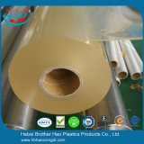 Transparenter Hersteller-Großverkauf-Kristall - freie Vinyl-Belüftung-Blätter