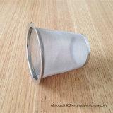 環境に優しく、安い価格の茶Infuserの卸し売りステンレス鋼の網の茶漉し