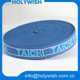 Kundenspezifisches Jacquardwebstuhl-gewebtes Material des Riemen-elastisches Band-Farbband-Polyester//Polypropylene
