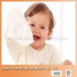 Tela não tecida de Spunlace da tela composta do Polypropylene do Woodpulp para o tecido do bebê