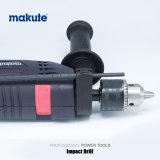 Perforadora eléctrica del taladro de mano de la tirada de Makute 810W 13m m