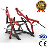 Нагруженное плитой земное сидение на корточках основания/высокое оборудование пригодности гимнастики прочности молотка тяги