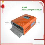 太陽エネルギーシステムのためのDC110V 50Aの壁に取り付けられた太陽コントローラ