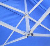 10X10FT populärer Falz-einfaches hohes Pagode-Ereignis-Kabinendach-Zelt