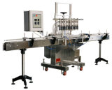 De hete Machine van de Etikettering van de Machine van het Flessenvullen van het Glas van de Wodka van de Wisky van de Wijn van de Verkoop