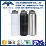 BPA livram garrafa da classe do FDA a hidro com logotipo da impressão da tela de seda