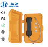 Telefono Vandalproof, telefono del traforo SIP/VoIP, telefoni impermeabili sotterranei