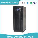 UPS em linha modular 300kVA com módulo de potência 30kVA 10 partes