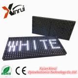 Singolo schermo esterno di /Module della visualizzazione di LED di bianco P10 per fare pubblicità