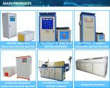 Fornalha do forjamento do aquecimento de indução da freqüência média com máquina de carcaça