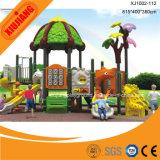 Спортивная площадка самого лучшего качания сада качества пластичная напольная для малышей