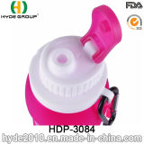 500ml BPA는 해방한다 플라스틱 스포츠 물병, Foldable 플라스틱 스포츠 병 (HDP-3084)를
