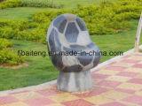 Presidenza di pietra di marmo per la decorazione del giardino (SY-022)
