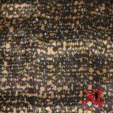 Gewebe des Fleck-100%Polyester für Kleid/Vorhang/Futter