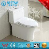 Cabinet d'aisance de lavage à grande eau de carte de travail de salle de bains (BC-1023A)