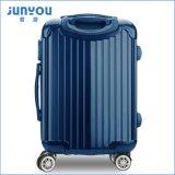 方法流行のABS+PC圧延旅行スーツケースの荷物