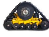 De nieuwe Grote RubberAssemblage van het Spoor voor Maaimachine