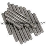 Нержавеющая сталь 304 штанга продетая нитку A2-70