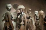 Привлеките женские манекены для платья вечера