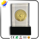 Hot Selling Metal Zinc Alloy Trophy and ABS Resin Trophy and acrylic Trophy and Crystal Trophy