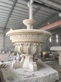 Cap columna y perfil de la base de piedra de la máquina para el granito y mármol