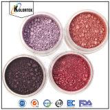 Blood rojo intenso Chroma pigmento de mica para el maquillaje