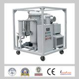 Aceite lubricante usado regenerado que reclama la máquina, desgaseador del vacío, purificador de petróleo de lubricante