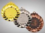 Médaille de bronze pour le jeu de passerelle