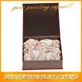 Personalizado impreso de cartón caja de regalo magnética (BLF-GB018)