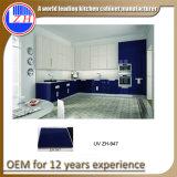 Armadio da cucina di legno UV moderno del mdf lucentezza domestica standard della mobilia dell'Australia di alta