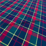 Tissu Yarn-Dyed de flanelle de la mode 20*10