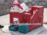 Chien gonflable Bounce Slide Combo Bouncy Castle for Children