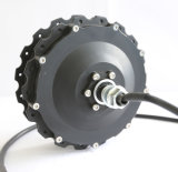 Motor eléctrico de la motocicleta de la vespa eléctrica de la rueda del motor del eje