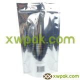 Изготовленный на заказ мешок Kraft плоского дна печатание 8oz бумажный