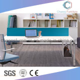 Het ergonomische Werkstation van het Bureau van het Kantoormeubilair van de Spaanplaat Populaire