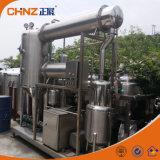 Do equipamento centrífugo da evaporação do vácuo máquina de processamento erval
